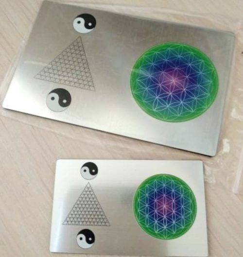 Сравнение пластин слабого электро-магнитного поля для здоровья человека