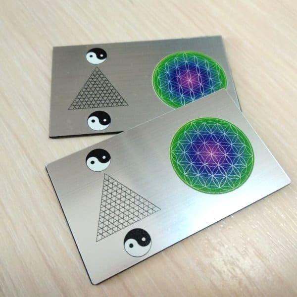 Пластина с наногенератором для камней в желчном пузыре